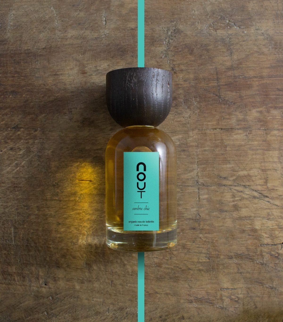 ambre chic (100ml) - Nout parfum