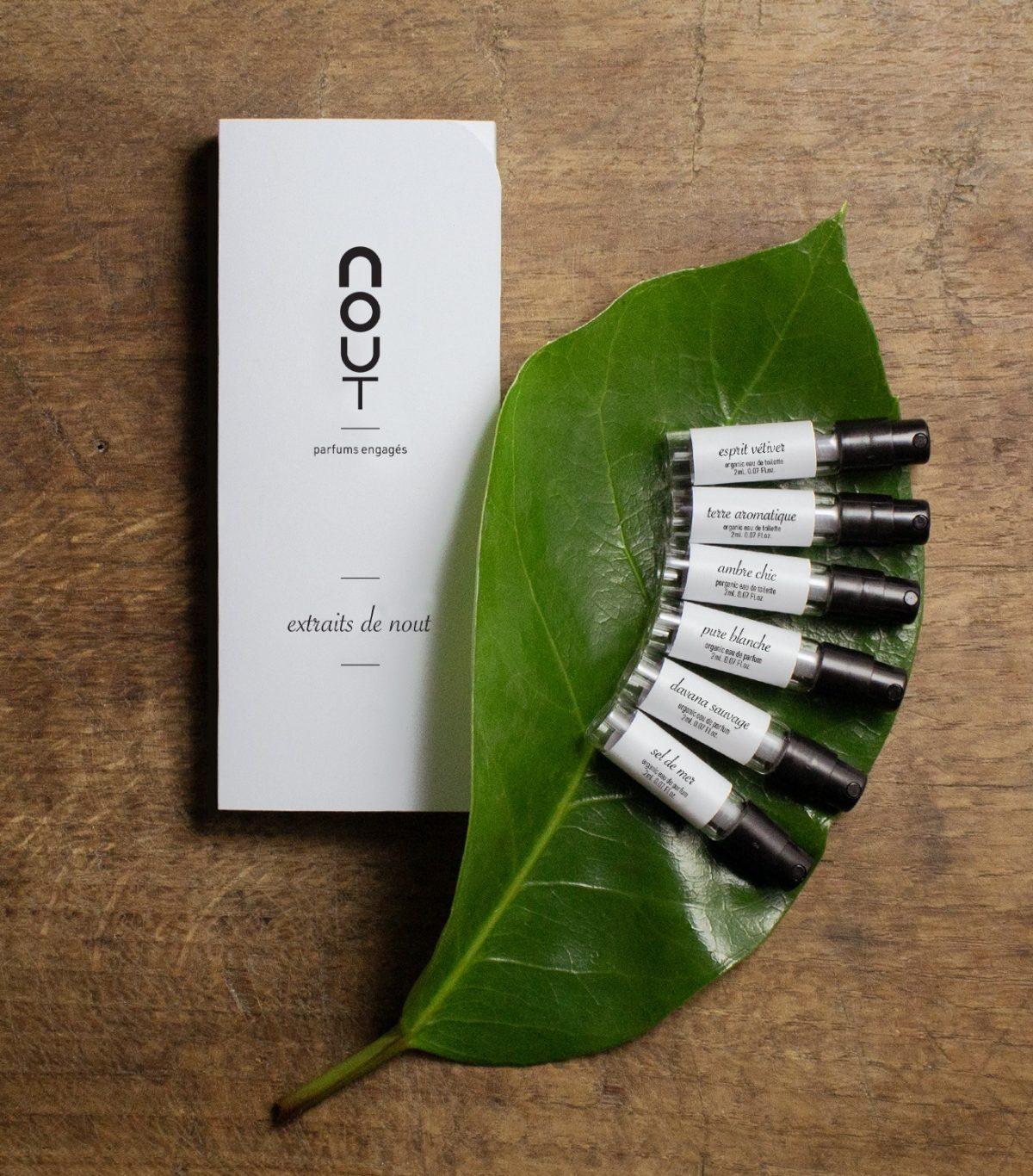 discovery set - Nout parfum
