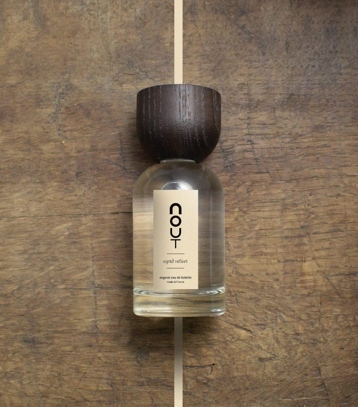 esprit vetiver (100ml) - Nout parfum