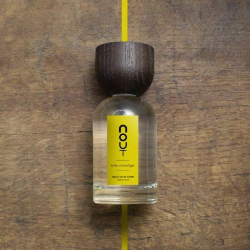 terre aromatique (100ml) - Nout parfum